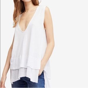 NWT Free People Tank Top